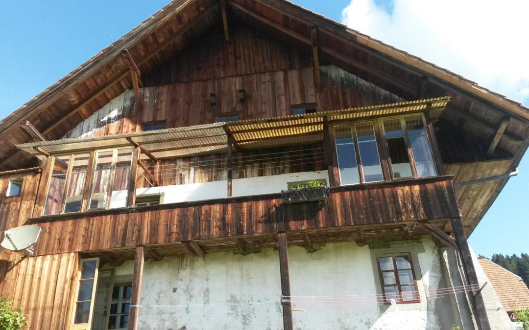 Bauernhaus Möschberg