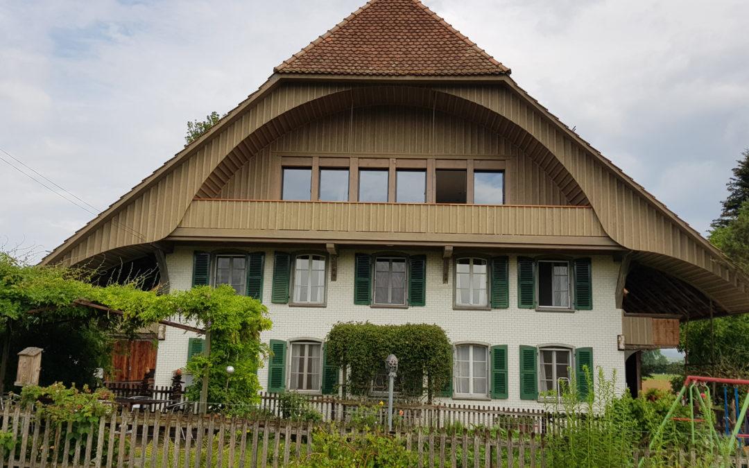 3-Zimmer Wohnung in Münsingen