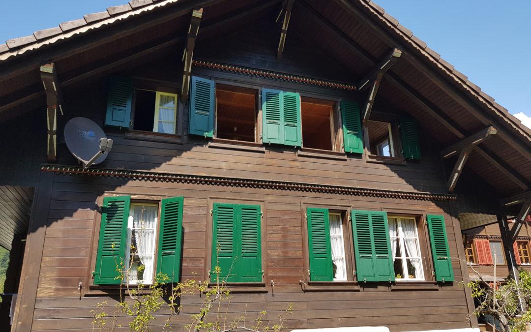 Um- und Ausbau Wohnhaus