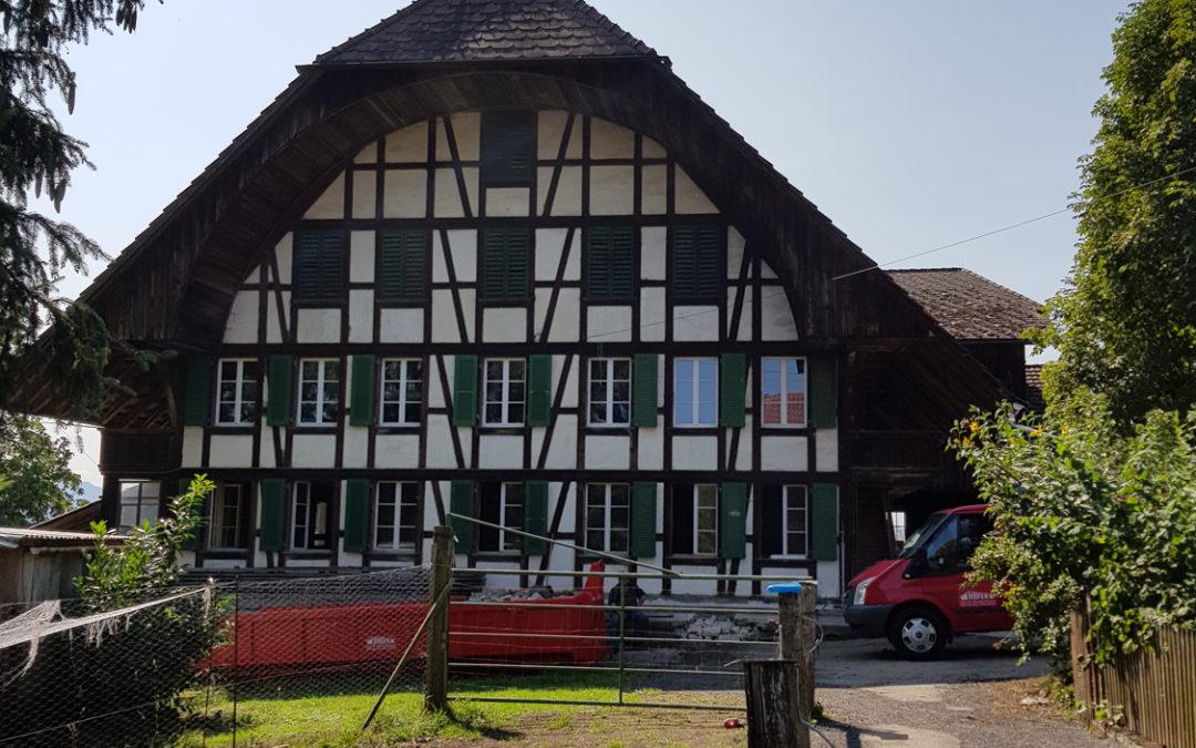Bauernhaus Ursellen