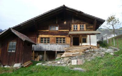 Einfamilienhaus in Oey