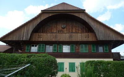Bauernhaus in Rubigen